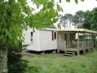 2 bed Mobile Home in Aquitaine, Landes...