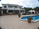 4 bed Villa in Puerto Addaya, Menorca...