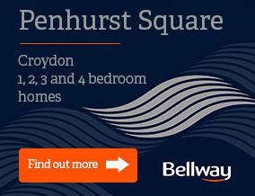 Get brand editions for Bellway Homes Ltd, Penhurst Square