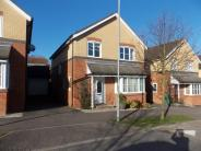 3 bed semi detached house in Plomer Avenue, Hoddesdon...