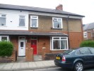 Terraced house in Wansbeck Road, Jarrow