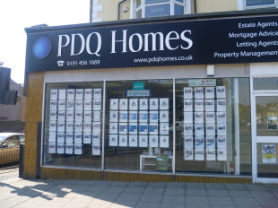 PDQ Homes Ltd, South Shieldsbranch details