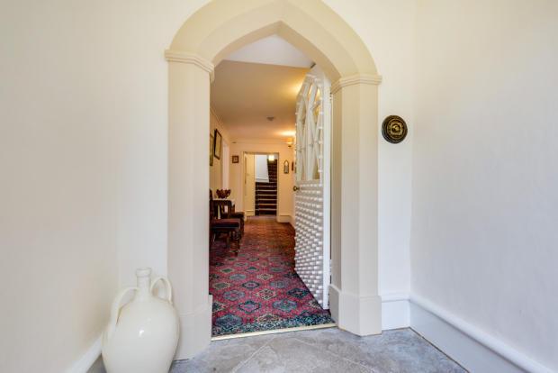 Entrance Porch an...