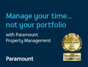 Get brand editions for Paramount , London - Lettings