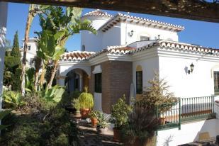 Villa in Frigiliana, Malaga, Spain