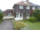 semi detached property in North Way, LEWES