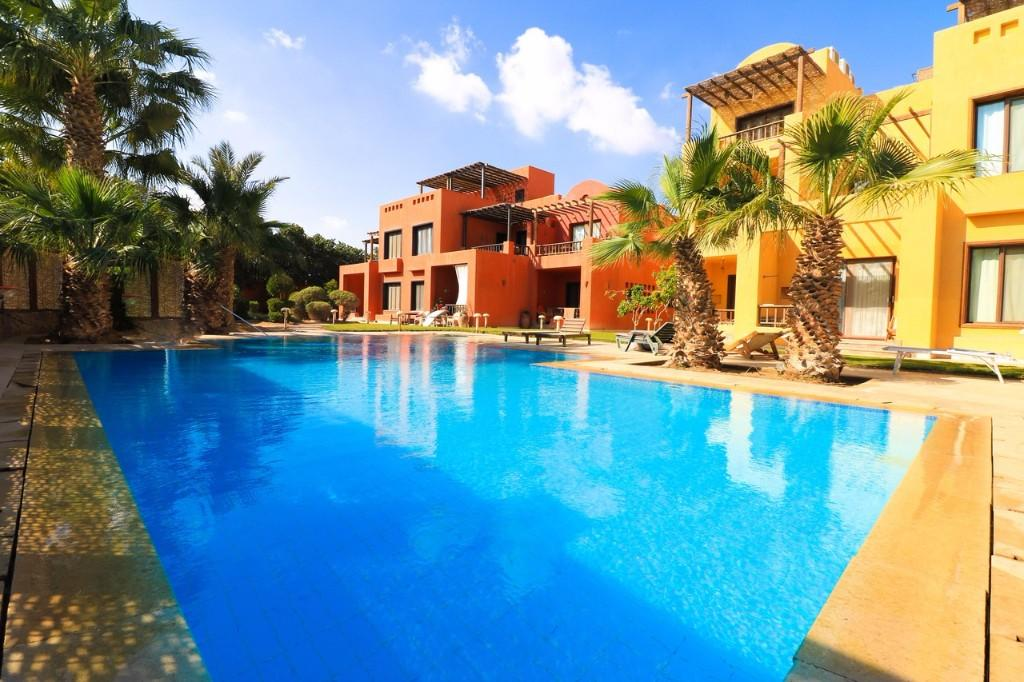 Duplex in El Gouna, Red Sea