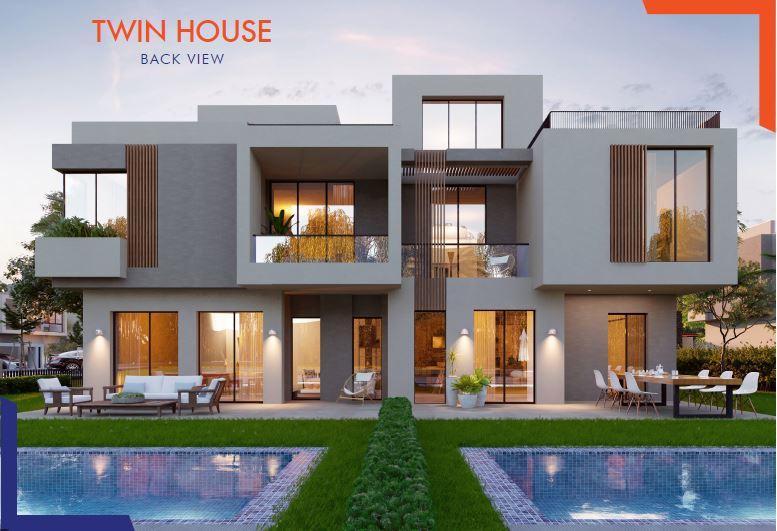 Cairo Semi-detached Villa for sale