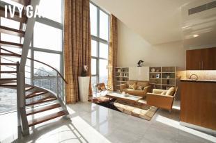 Flat for sale in Unique 2B + Study Duplex...