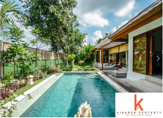 3 bed property for sale in Canggu, Bali