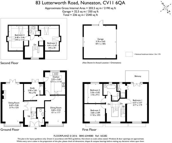 83 Lutterworth Road