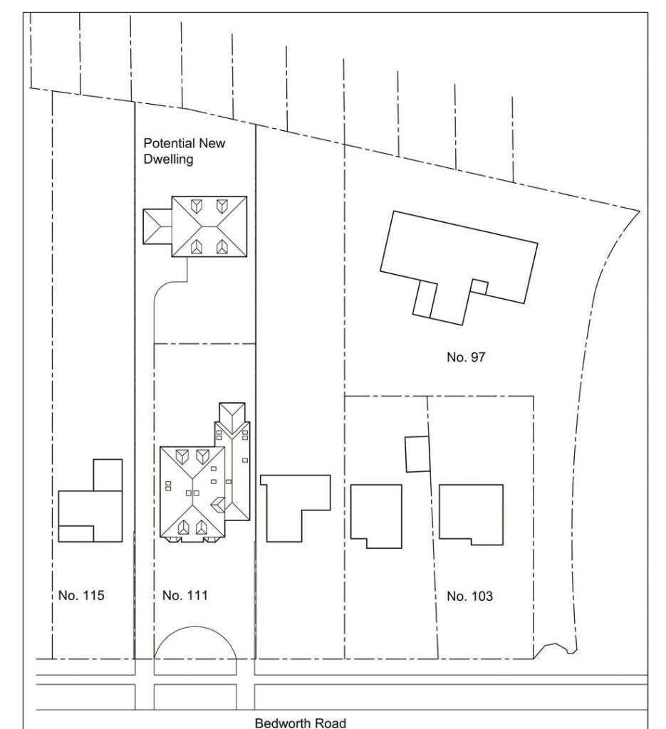 201-025A Site Layout