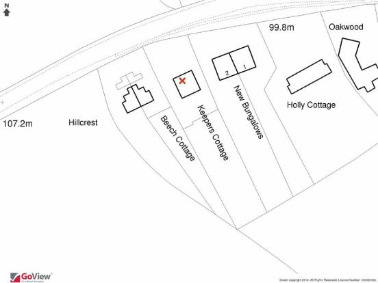 Plot Area Map