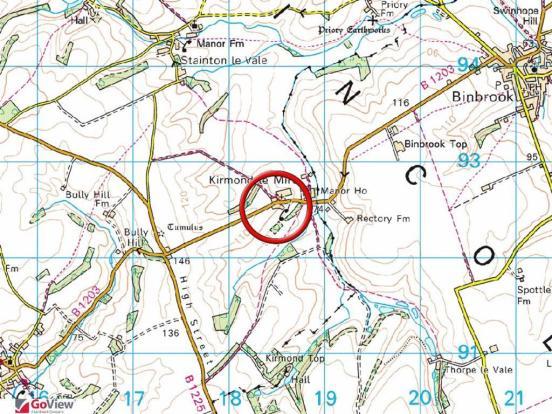 Village Area Map