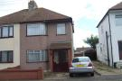 semi detached house to rent in Belgrave Road...