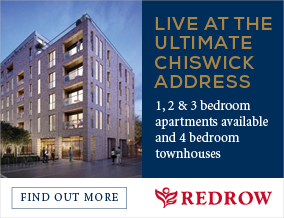 Get brand editions for Redrow Homes , 500 Chiswick High Road