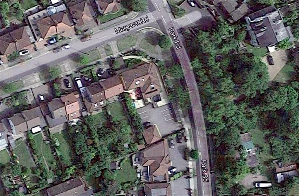 90 Park Road Aerial photograph