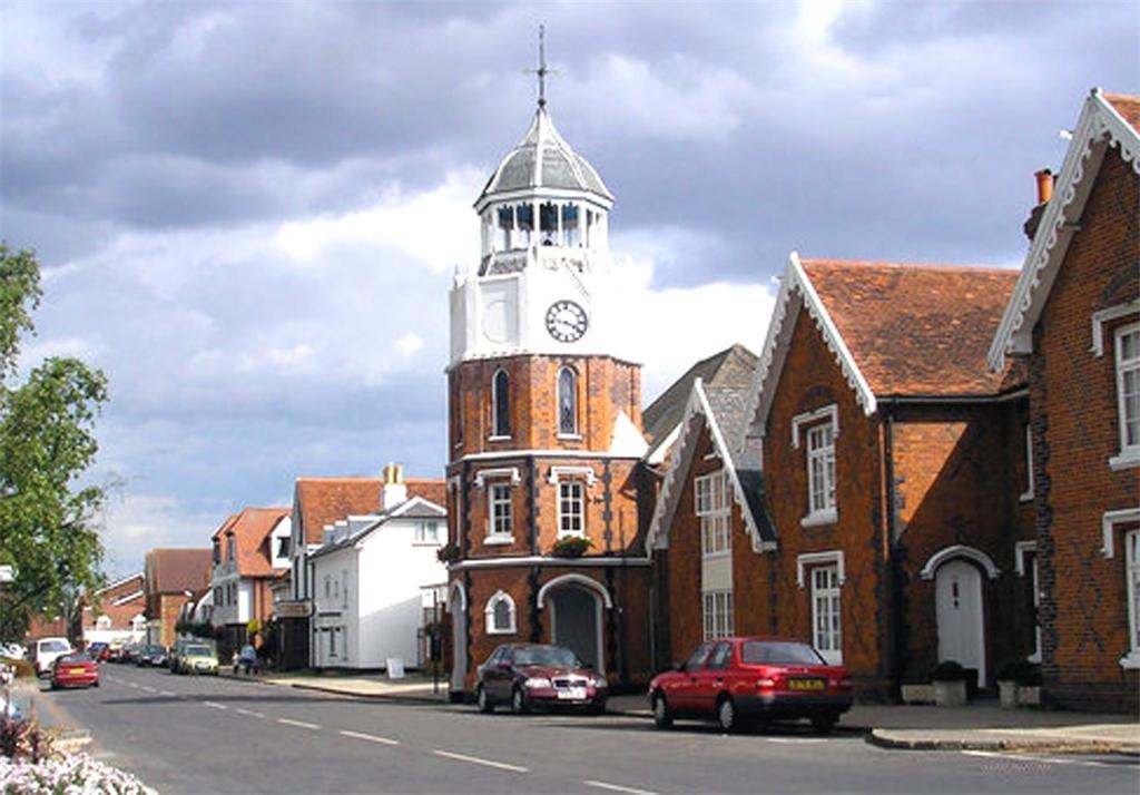 Burnham on Crouch High Street