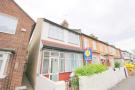 4 bed semi detached property in Kitchener Road, London...