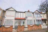 Terraced house to rent in Colchester Road, London...