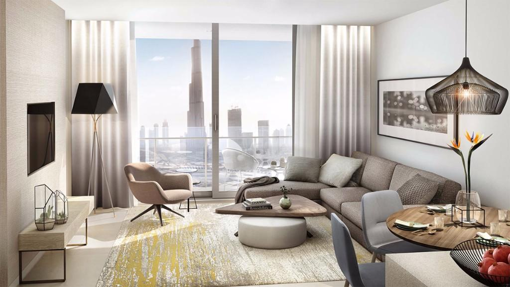 1 bedroom new Apartment for sale in Dubai