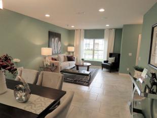 new home in Davenport, Polk County...