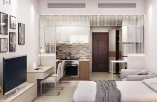 new Studio apartment for sale in Dubai