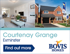 Get brand editions for Bovis Homes South West, Courtenay Grange