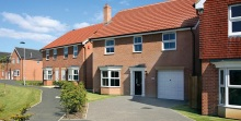 Peter Ward Homes, Habrough Fields