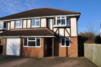 4 bed semi detached house for sale in Abbotsbury Gardens...