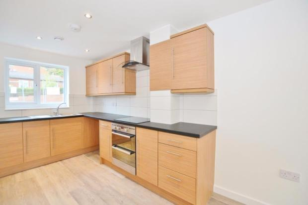 Hi-spec kitchens