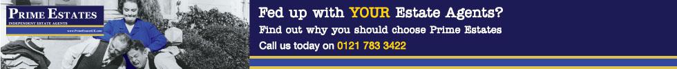 Get brand editions for Prime Estate Agents Uk Ltd, Yardley