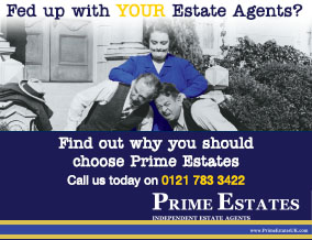 Get brand editions for Prime Estate Agents Uk Ltd, Yardley