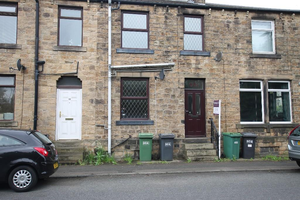 1 bedroom end of terrace house to rent 60a Calder Road,Mirfield,WF14