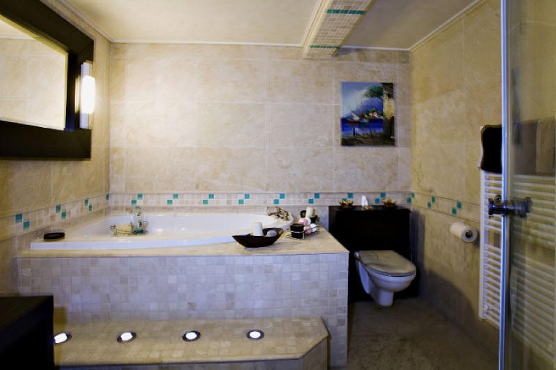 Luxury House Bathroom