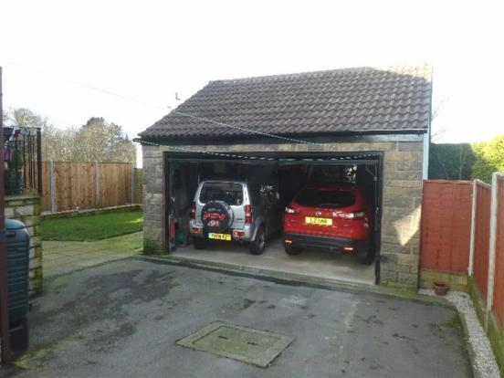 Garage and Parking