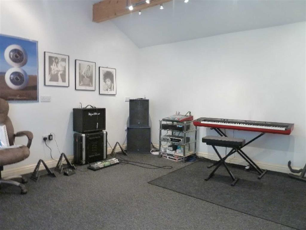 Office / Music Room