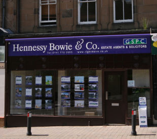 Hennessy Bowie & Co, Lenziebranch details