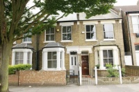 semi detached home in Brouncker Road, Acton...