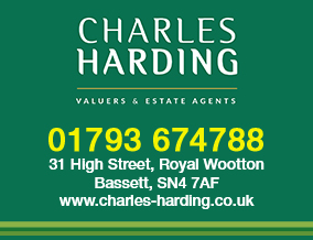 Get brand editions for Charles Harding Estate Agents, Royal Wootton Bassett