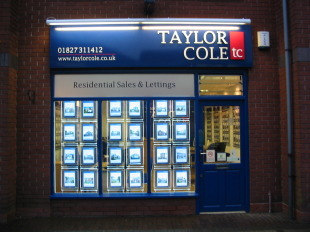 Taylor Cole Residential Lettings, Tamworth Lettingsbranch details