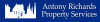 Antony Richards Property Services, Penzance logo