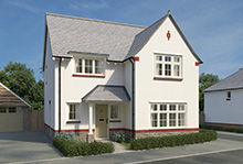 Redrow Homes, St David's Meadow