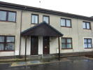 Terraced house in Ayr Road, Dalmellington