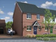 3 bed new home for sale in Argyle Street Heywood...