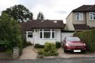 4 bed Semi-Detached Bungalow for sale in Courtland Avenue, London...