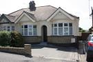 Seymour Road Semi-Detached Bungalow for sale