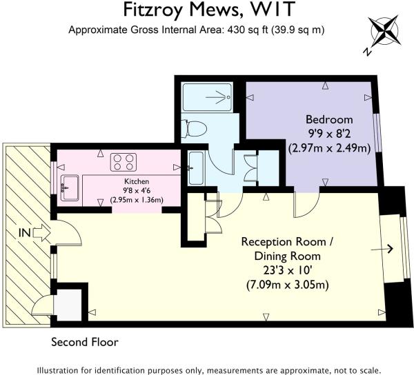 Fitzrovia W1