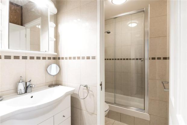 Fitzrovia Bathroom