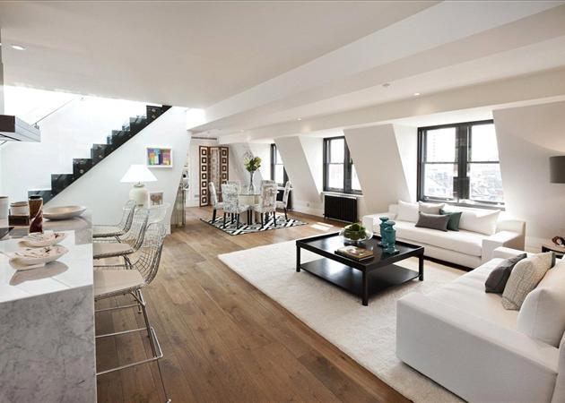 3 Bedroom Flat For Sale In Wardour Street Soho London W1F W1F